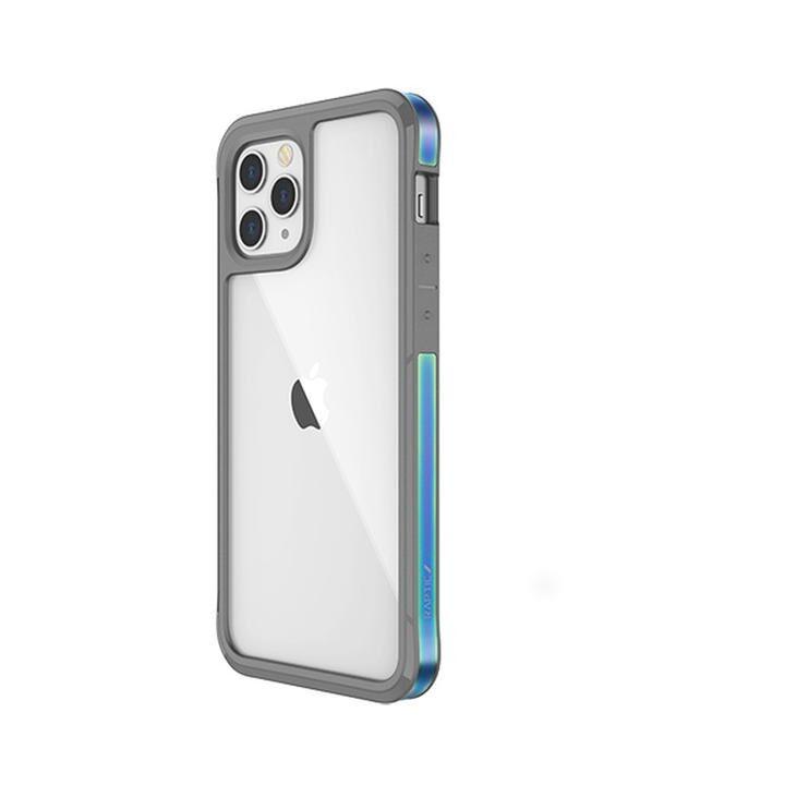 RAPTIC Egde  iPhoneケース Iridescent iPhone 12 Pro Max_0
