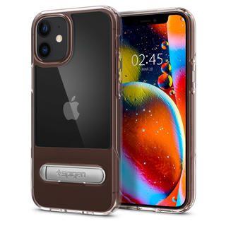 iPhone 12 mini (5.4インチ) ケース Spigen Slim Armor Essential Rose Crystal iPhone 12 mini