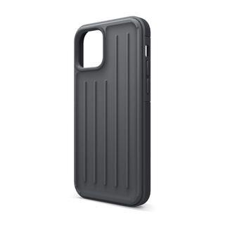 iPhone 12 / iPhone 12 Pro (6.1インチ) ケース elago ARMOR CASE PHONE  iPhoneケース Dark Grey iPhone 12/iPhone 12 Pro