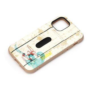 iPhone 12 mini (5.4インチ) ケース タフポケットケース ミッキーマウス/サーフ iPhone 12 mini