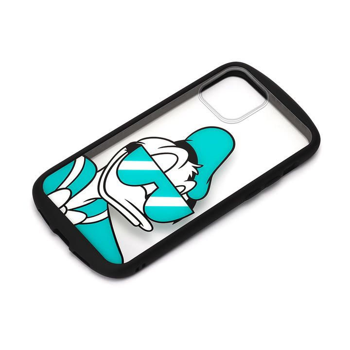 ガラスタフケース ドナルドダック iPhone 12 mini_0