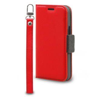 iPhone 12 mini (5.4インチ) ケース Corallo NU  iPhoneケース Red+Black iPhone 12 mini【12月上旬】