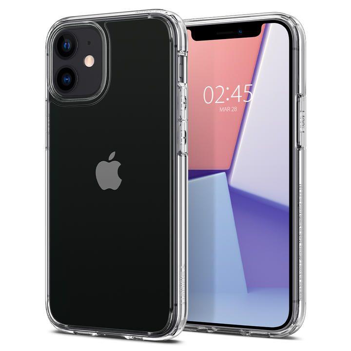 Spigen Crystal Hybrid Crystal Clear iPhone 12 mini_0