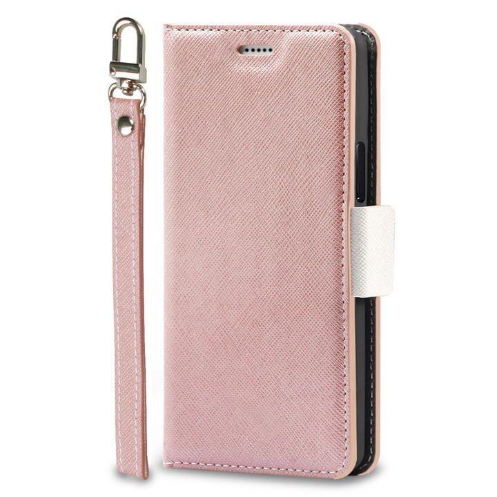 Corallo NU  iPhoneケース Champagne Rose+White iPhone 12 Pro Max_0
