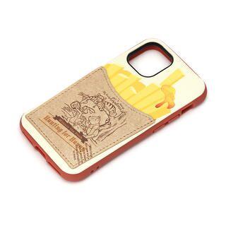 iPhone 12 mini (5.4インチ) ケース タフポケットケース くまのプーさん iPhone 12 mini