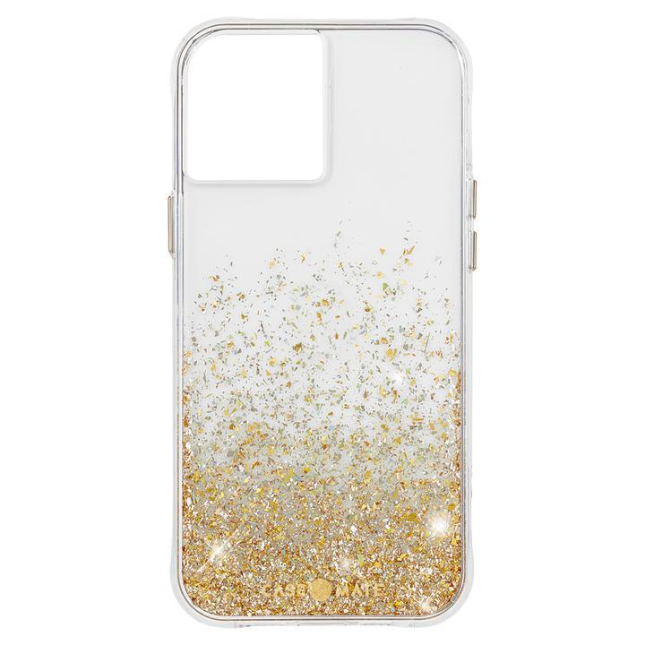 Case-Mate 抗菌・3.0m落下耐衝撃ケース Twinkle Ombre Gold iPhone 12/iPhone 12 Pro_0