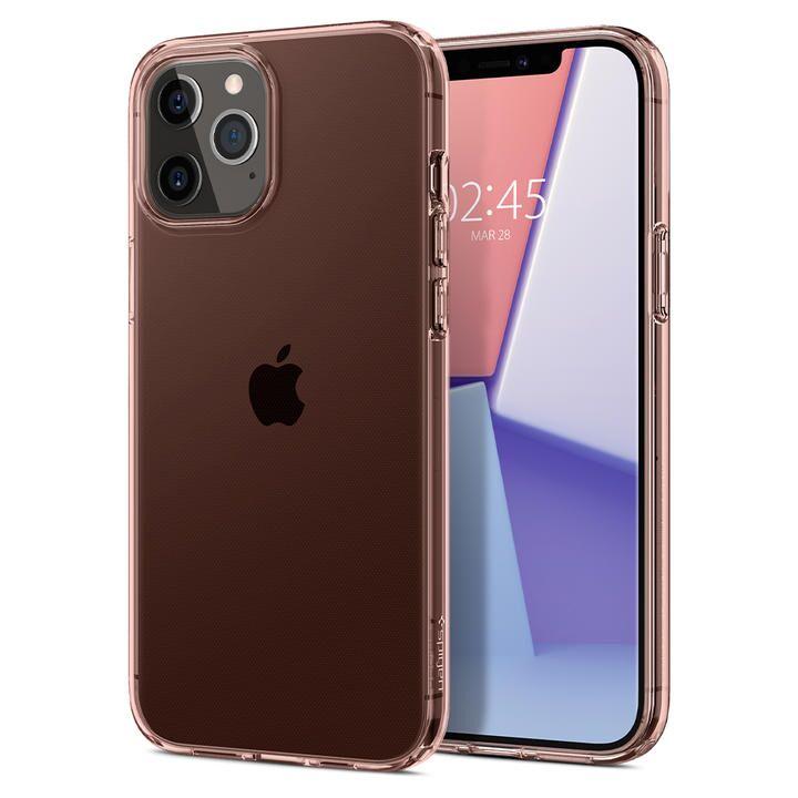 Spigen Crystal Flex Rose Crystal iPhone 12 Pro Max_0