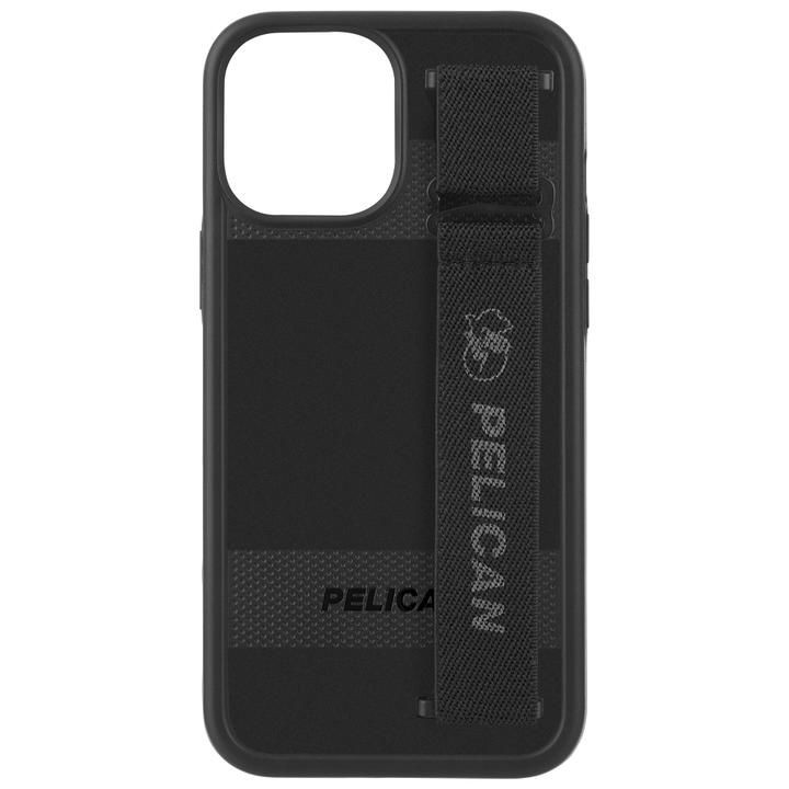 Pelican 抗菌 4.5m落下耐衝撃ケース Protector Sling Black iPhone 12 mini_0