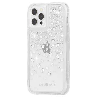 iPhone 12 Pro Max (6.7インチ) ケース Case-Mate 抗菌・3.0m落下耐衝撃ケース Karat Crystal iPhone 12 Pro Max