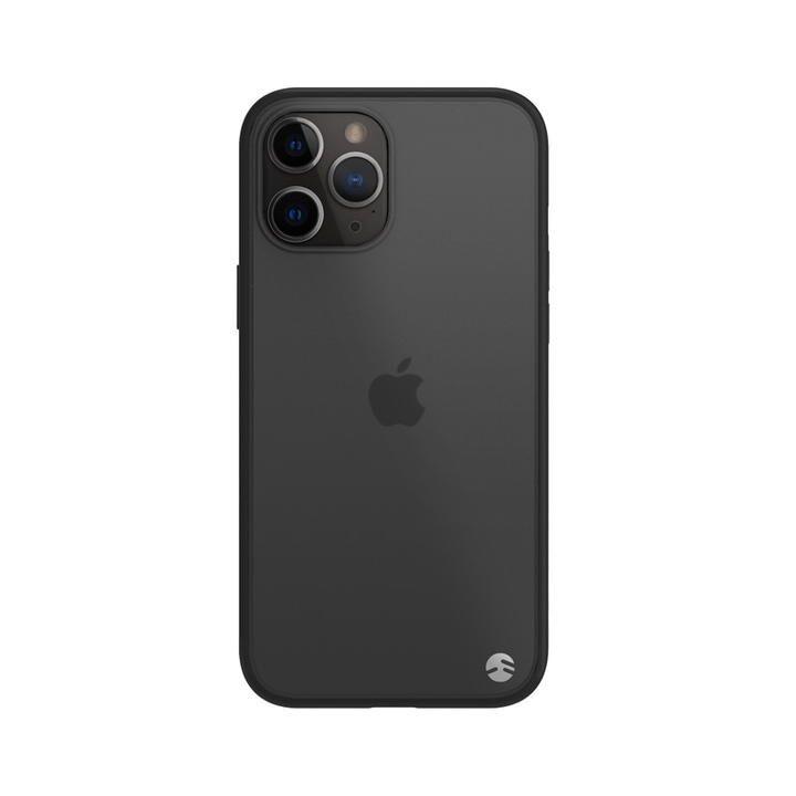 SwitchEasy AERO 2  iPhoneケース Transparent Black iPhone 12 Pro Max_0