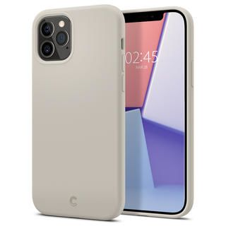 iPhone 12 / iPhone 12 Pro (6.1インチ) ケース Spigen Silicone Stone iPhone 12/iPhone 12 Pro