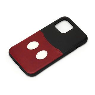 iPhone 12 Pro Max (6.7インチ) ケース タフポケットケース ミッキーマウス iPhone 12 Pro Max