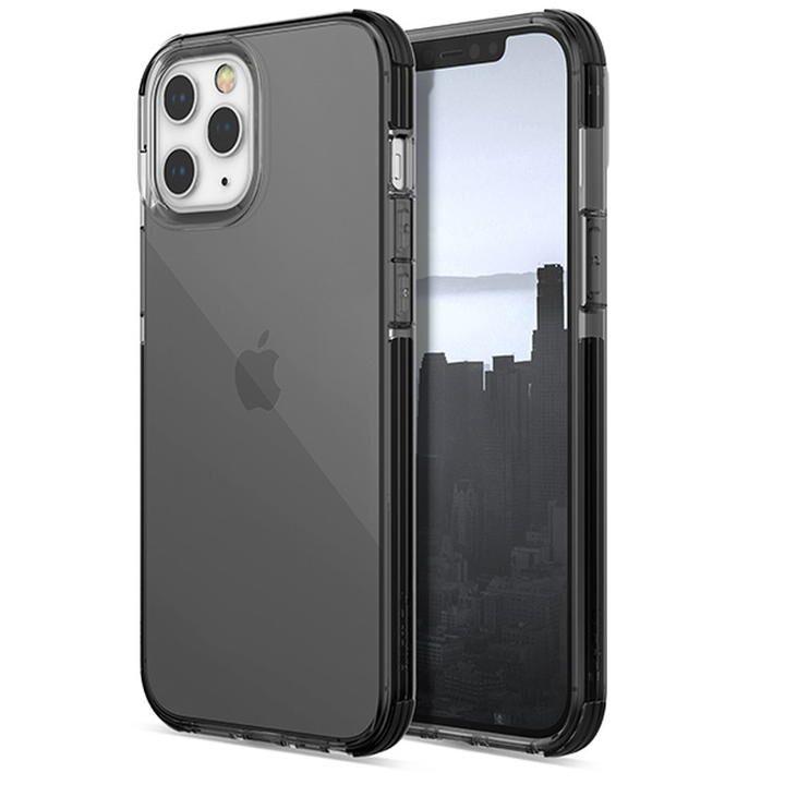 RAPTIC Clear  iPhoneケース Smoke iPhone 12 Pro Max_0