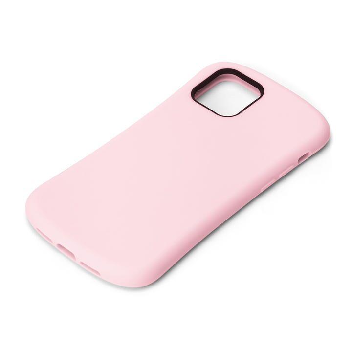 シリコンタフケース ベビーピンク iPhone 12/iPhone 12 Pro_0