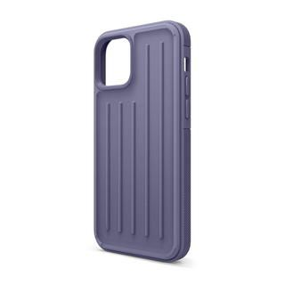 iPhone 12 / iPhone 12 Pro (6.1インチ) ケース elago ARMOR CASE PHONE  iPhoneケース Lavender Grey iPhone 12/iPhone 12 Pro