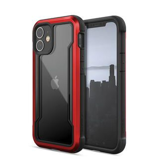 iPhone 12 mini (5.4インチ) ケース RAPTIC Shield  iPhoneケース Red iPhone 12 mini