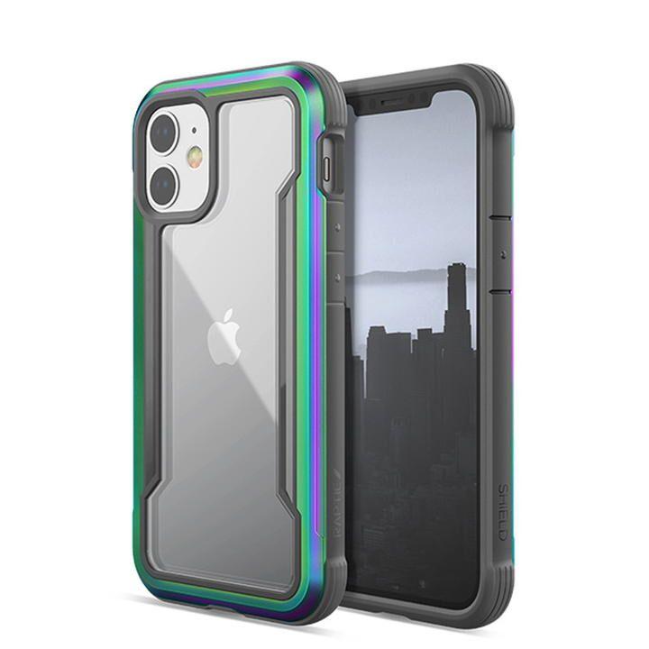 RAPTIC Shield  iPhoneケース Iridescent iPhone 12 mini_0