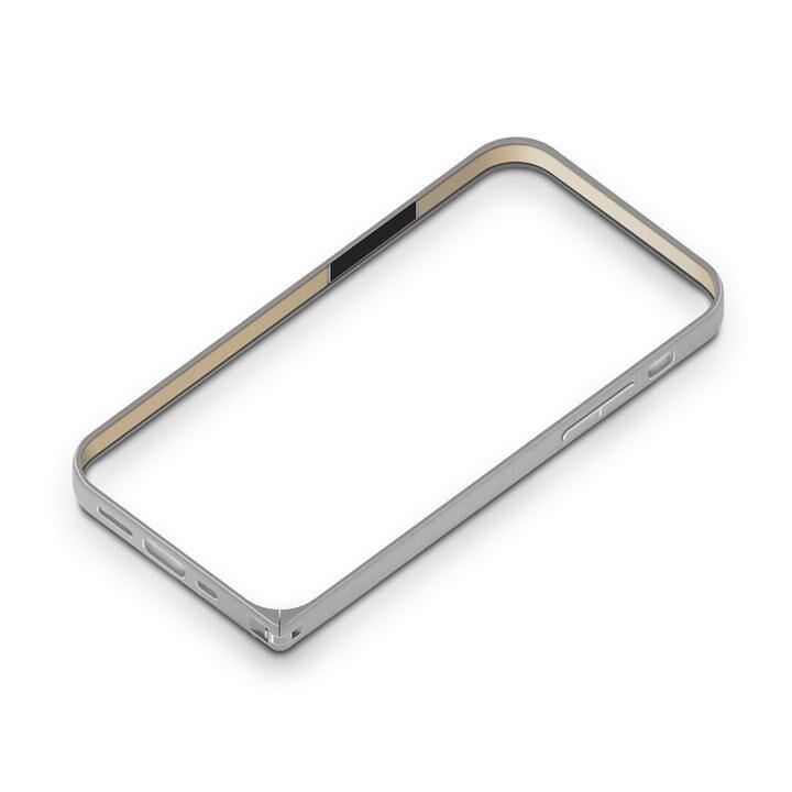 アルミニウムバンパー シルバー iPhone 12/iPhone 12 Pro_0