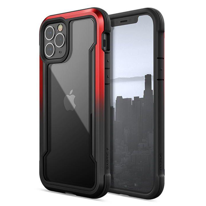 RAPTIC Shield  iPhoneケース Black/Red Gradient iPhone 12/iPhone 12 Pro_0