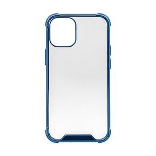 iPhone 12 mini (5.4インチ) ケース ハイブリッド耐衝撃ケース ネイビー iPhone 12 mini
