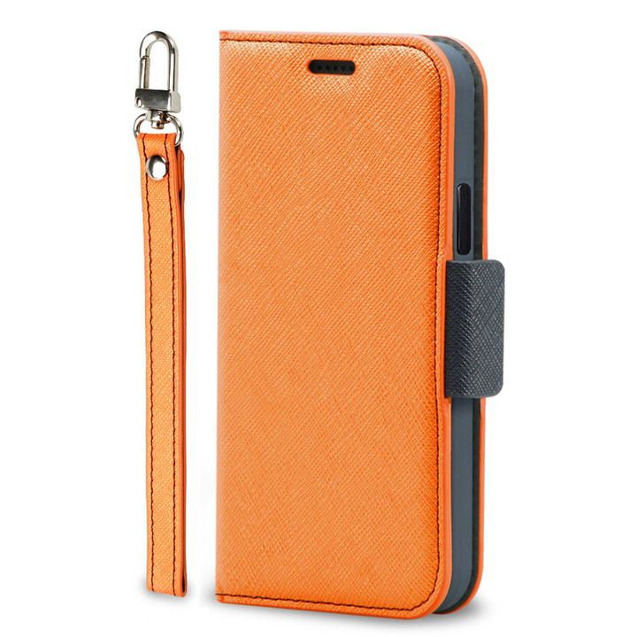 Corallo NU  iPhoneケース Orange+Black iPhone 12 Pro Max_0