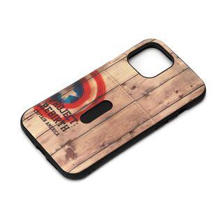 iPhone 12 Pro Max (6.7インチ) ケース タフポケットケース キャプテン・アメリカ iPhone 12 Pro Max