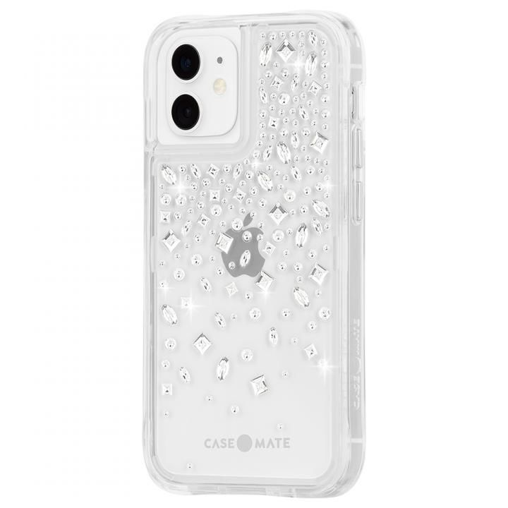 Case-Mate 抗菌・3.0m落下耐衝撃ケース Karat Crystal iPhone 12 mini_0