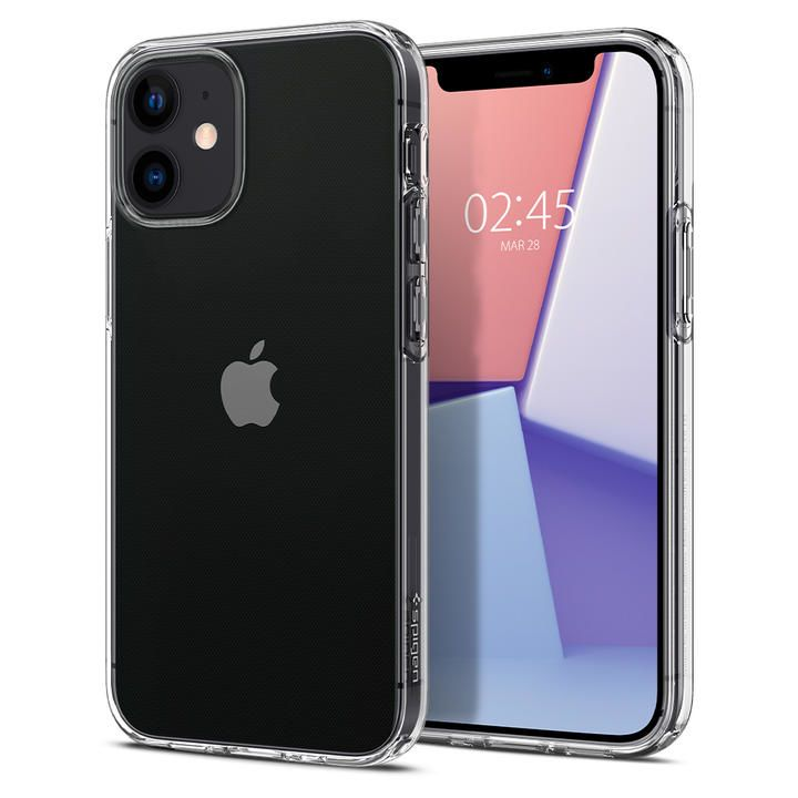 Spigen Crystal Flex Crystal Clear iPhone 12 mini_0
