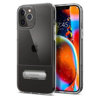 iPhone 12 Pro Max (6.7インチ) ケース Spigen Slim Armor Essential Crystal Clear iPhone 12 Pro Max