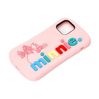 iPhone 12 mini (5.4インチ) ケース シリコンケース ミニーマウス iPhone 12 mini