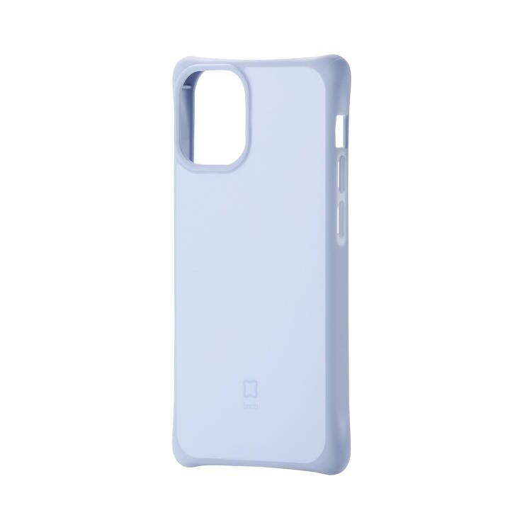 iPhoneケース 耐衝撃 スリム TPU 持ちやすい ブルー iPhone 12 mini_0