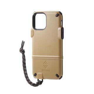 iPhone 12 / iPhone 12 Pro (6.1インチ) ケース iPhoneケース NESTOUT トレッキング 登山 アウトドア コヨーテブラウン iPhone 12/iPhone 12 Pro