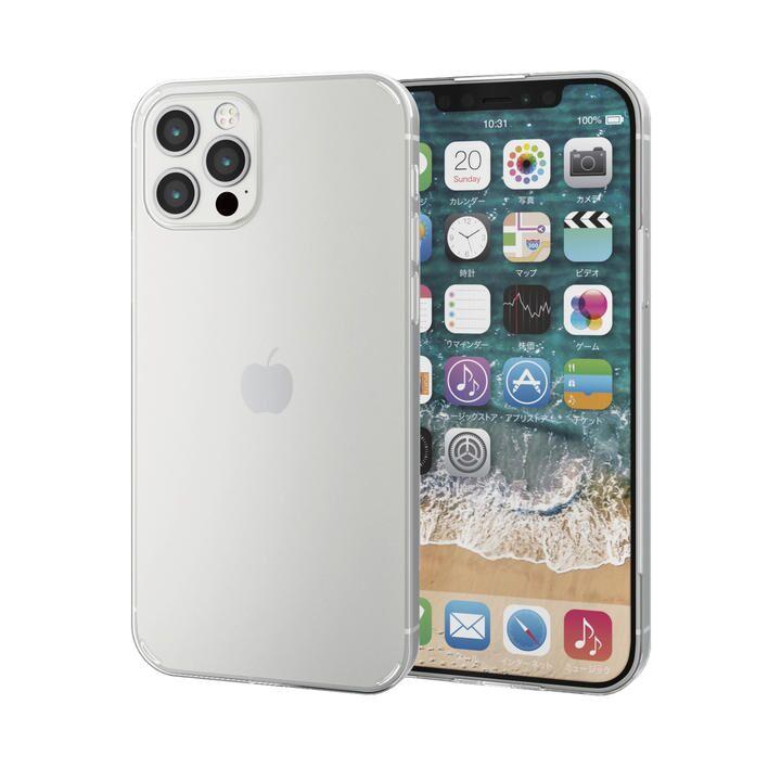 iPhoneケース シェルケース 極薄0.6mm 薄型  iPhone 12/iPhone 12 Pro_0