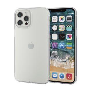 iPhone 12 Pro Max (6.7インチ) ケース iPhoneケース 耐衝撃 TPU マイクロドット加工  iPhone 12 Pro Max