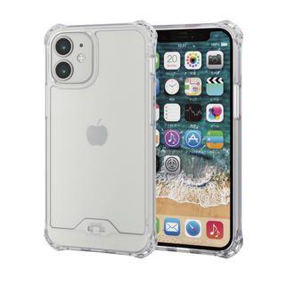 iPhone 12 mini (5.4インチ) ケース iPhoneケース ゼロショック ZEROSHOCK 耐衝撃 クリア  iPhone 12 mini