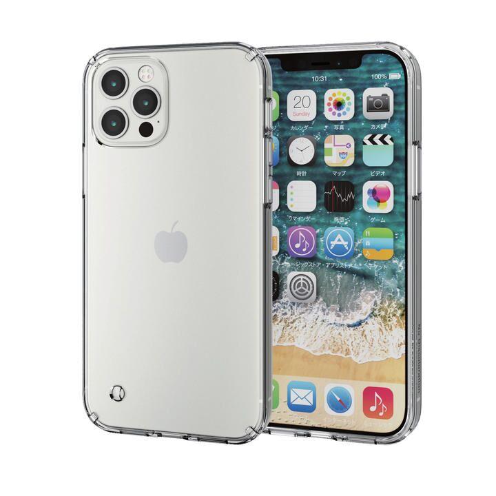iPhoneケース 耐衝撃 ポリカーボネート TPU フォルティモ  iPhone 12/iPhone 12 Pro_0