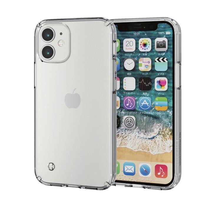 iPhoneケース 耐衝撃 ポリカーボネート TPU フォルティモ  iPhone 12 mini_0