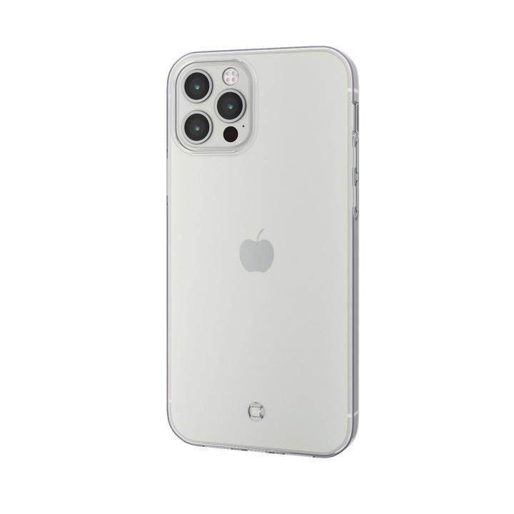 iPhoneケース 耐衝撃 TPU マイクロドット加工  iPhone 12/iPhone 12 Pro_0