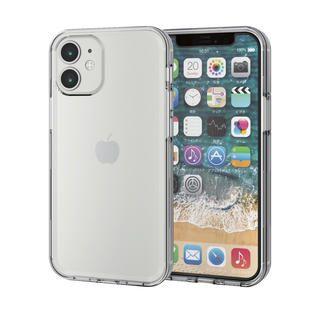 iPhone 12 mini (5.4インチ) ケース iPhoneケース フルカバー ポリカーボネート ガラスフィルム クリア iPhone 12 mini