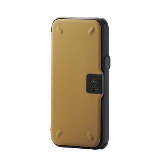 iPhone 12 mini (5.4インチ) ケース iPhoneケース NESTOUT 耐衝撃 パラコード ストラップ コヨーテブラウン iPhone 12 mini