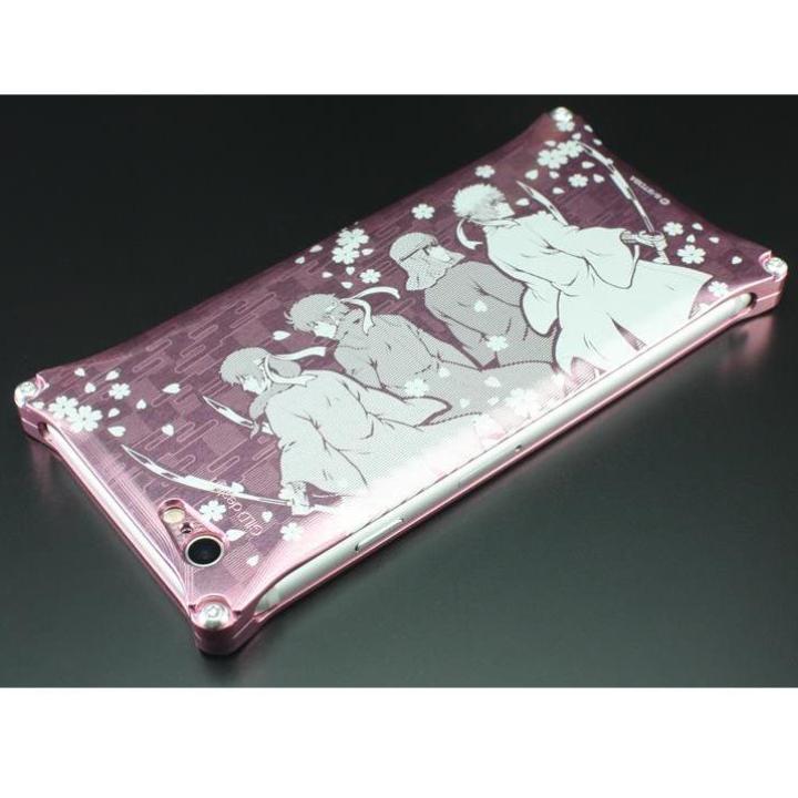 iPhone6s/6 ケース GILDdesign 銀魂 ジュラルミンケース 攘夷志士 iPhone 6s/6_0