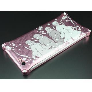 iPhone6s/6 ケース GILDdesign 銀魂 ジュラルミンケース 攘夷志士 iPhone 6s/6