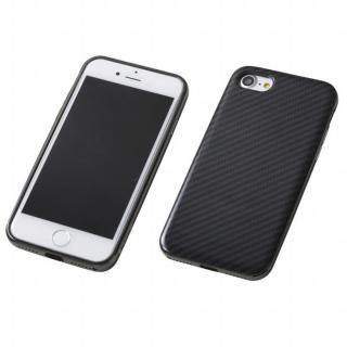 Deff ケブラー & アルミケース UNIO ブラック/ブラック iPhone 7