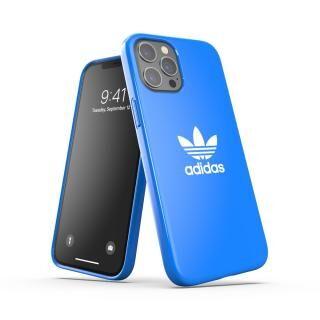iPhone 12 Pro Max (6.7インチ) ケース adidas Originals Snap Case Trefoil FW20 Bluebird iPhone 12 Pro Max