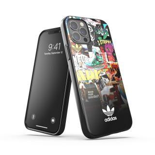 iPhone 12 / iPhone 12 Pro (6.1インチ) ケース adidas Originals Snap Case Graphic AOP FW20 Colourful iPhone 12/iPhone 12 Pro【10月下旬】