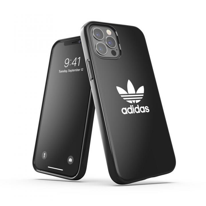adidas Originals Snap Case Trefoil FW20 Black iPhone 12/iPhone 12 Pro_0