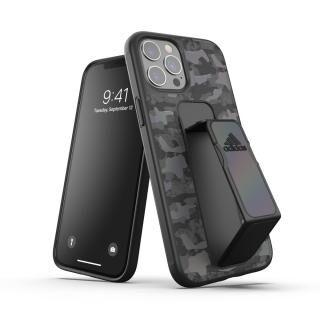 iPhone 12 Pro Max (6.7インチ) ケース adidas SP Grip case CAMO FW20 Black iPhone 12 Pro Max