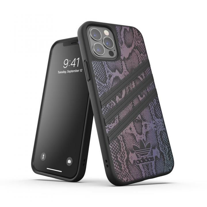 adidas Originals SAMBA WOMAN FW20 Black iPhone 12/iPhone 12 Pro【11月中旬】_0