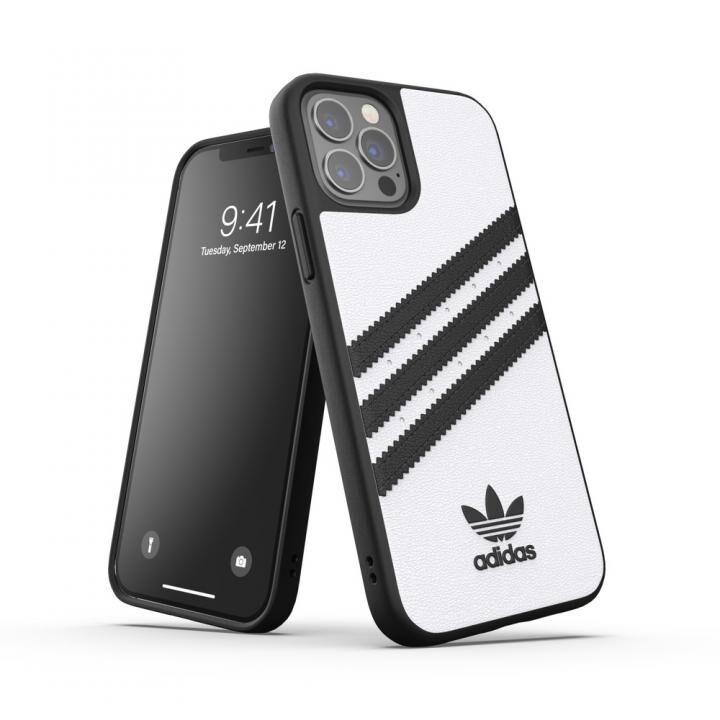 adidas Originals SAMBA FW20 White/Black iPhone 12/iPhone 12 Pro_0