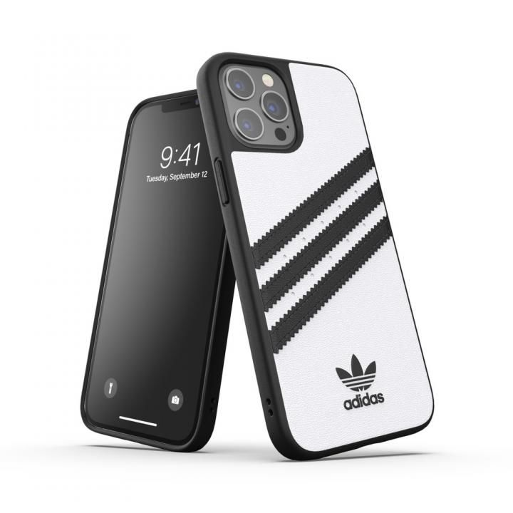 adidas Originals SAMBA FW20 White/Black iPhone 12 Pro Max_0